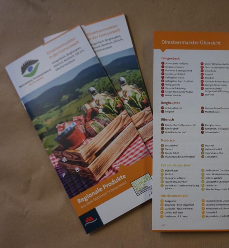 Neue Direktvermarkter-Broschüre