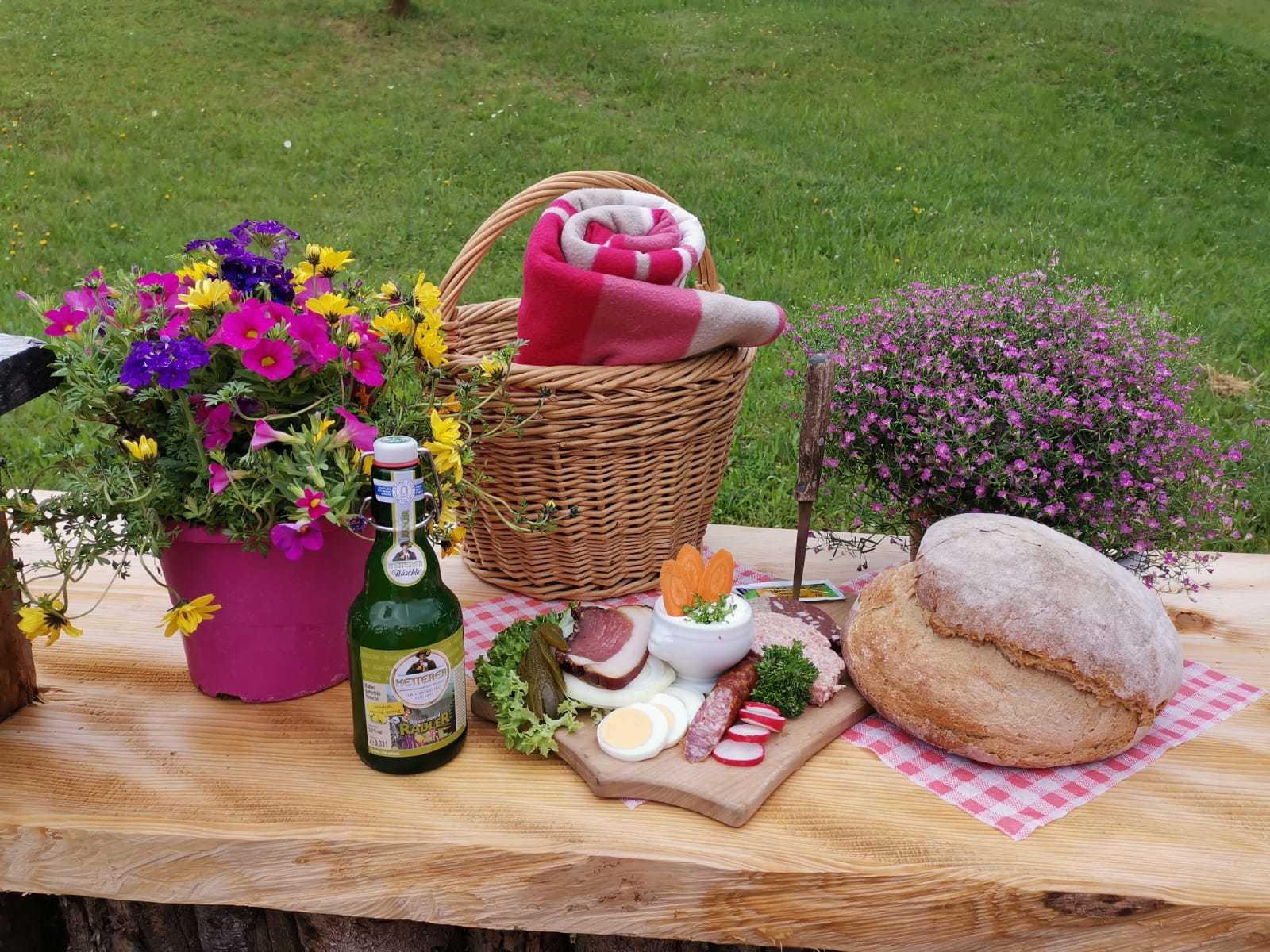 Nordrach schmeckt - Picknick-Genuss und Panorama pur!